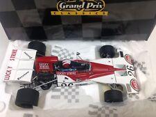 1:18 Tyrrell Ford 003 #26 Lucky Strike E.Keizan Winner Africa GP1973 Exoto 97022
