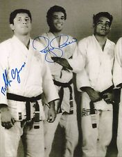 Royce & Rolker Gracie Signed 11x14 Photo UFC Jiu-Jitsu Rickson Picture Autograph