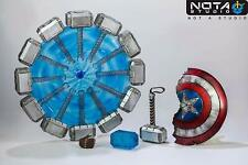 Nota Studio Captain America Weapons for s.h.figuarts/marvel legends 1/12 Scale