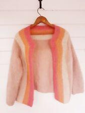 Vintage Women's Mohair Wool Blend Knit Sweater M/L