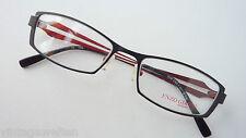 Enzo Gianni Damenbrille Nylorfassung Akzentbügel 52-18 stylish leicht NEU size M