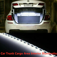 "Universal White 6000K 12"" HID LED Strip Light Car Trunk Cargo Area Illumination"