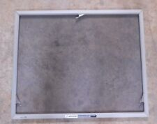 """New Andersen Awning Window Screen Stone A25 24 13/32""""W X 20 5/32""""H"""
