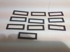10 X Etikettenschild zu Möbelgriff, Original-DDR/ Nr.5