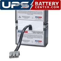 APC Smart UPS 3000 RM 5U SU3000RMNET Compatible Replacement Battery Set by UPSBatteryCenter