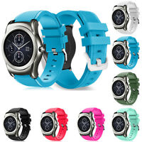 Silicone Replacement Watch Band Strap for LG Watch R W100 LG Watch Urbane W150