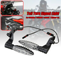 Motorcycle LED Flexible Strip Light Turn Signal Indicator S1000R S1000RR