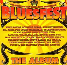 Blues Roots Import CD Solomon Burke Taj Mahal James Brown John Butler Cat Empire