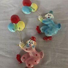 Creepy Clown Happy Scary Empress by Haruta Wall Hanging Art Balloon Circus Float