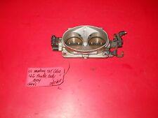 99 01 MUSTANG SVT COBRA 4.6 DOHC THROTTLE BODY VALVE TPS INTAKE ASSEMBLY OEM 012