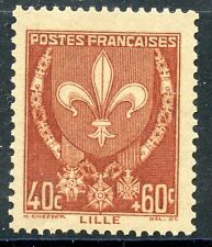 STAMP / TIMBRE FRANCE NEUF N° 527 ** BLASON / LILLE