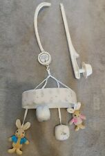 Peter Rabbit Cot Mobile Great Condition