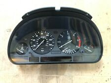 BMW E39 Instrument Cluster Unit High OBC Speedometer 144031 Miles 530d Touring