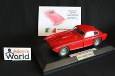 MG Model Plus Ferrari 340 Mexico Vignale Coupé CH 0222 AT 1952 1:18 red (PJBB)