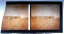 Photographie colonies Afrique 1900 Africa tir de canon Shooting from canon