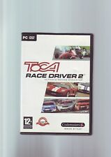 TOCA RACE DRIVER 2 - 2004 RACING PC GAME - ORIGINAL & COMPLETE WITH MANUAL