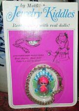 Vintage 1967 Mattel Liddle Jewelry Kiddles # 3747 Shiny Bright Bracelet MINT #3