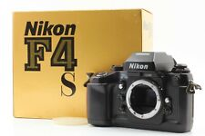 【EXC++++ in Box】Nikon F4 35mm SLR Film Camera Body Only no MB21 From JAPAN A259