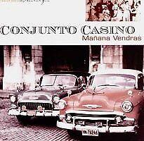 Conjunto casino - Manana Vendras - CD -