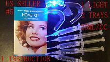 Teeth Whitening 44% Peroxide Dental Bleaching System Oral Gel Kit US SELLER #5
