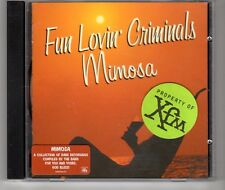 (HG938) Fun Lovin' Criminals, Mimosa - 1999 CD