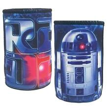 Star Wars R2-D2 Musical Stubby Can Cooler with Sound