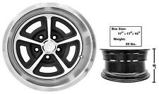 1965-73 Mustang Magnum Alloy Wheel 15x8-Inch w/Cap New Dii