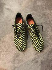 Adidas Absolado fg football boots Uk 11