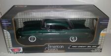 Chevrolet MOTORMAX Diecast Vehicles with Unopened Box