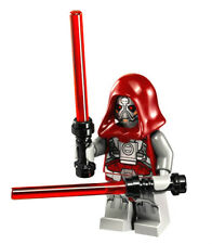 NEW LEGO STAR WARS SITH WARRIOR MINIFIG figure 75025 old republic jedi defender