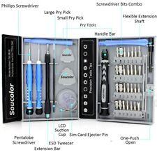 Computer Repair Tool Kit Precision Electronic Laptop PC Repair Tool Set 41pc