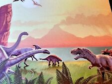 DINOSAURS ! Anti slip COMPUTER MOUSE PAD 9 X 7inch