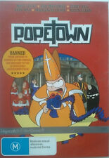 Popetown (DVD, 2005, 2-Disc Set) Animated comedy Father Ted meets South Park