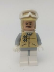 LEGO Minifigure - SW0258 - STAR WARS - Hoth Officer