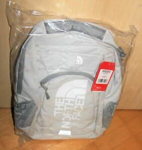 """The North Face Rucksack Backpack 31,5l mit 15"""" Laptopfach grau"""