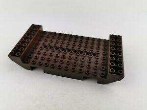 Lego® Piraten Boot Schiff Rumpf dunkel braun Mittelteil 2560 8x16x2 1/3 10210