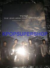 "TVXQ! Tohoshinki The 2nd Asia Tour Concert ""O"" Concert Book Ver 2.0 DBSK JYJ"