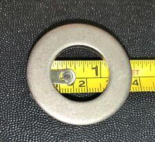 "3/4"" Flat Washers, Grade 2 Titanium (pack of 10)"