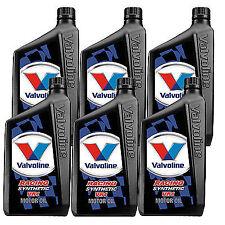 Valvoline 679083 VR1 Synthetic Motor Oil, 10W30, 6 Quart
