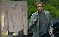 Jessabelle Preston (Mark Webber) Movie Costume Grey Shirt,T-Shirt,Pants