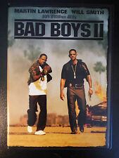Bad Boys II (DVD*2-Disc Set*Will Smith*Martin Lawrence*Jordi Molla)