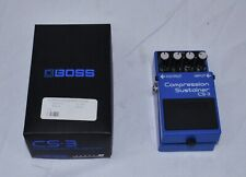 Boss Cs-3 Compressor Guitar Effect Pedal