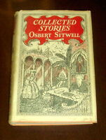 ' COLLECTED STORIES ' by : OSBERT SITWELL : 1st.ed. 1953
