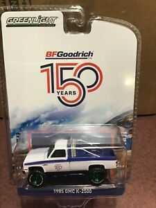 Greenlight Anniversary Collection series  10.  1985 GMC K2500 GREEN MACHINE