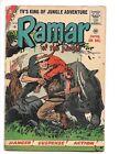 Ramar of the Jungle #4 FR/GD Toby Press 1955 Golden Age Ten Cent Comic Book