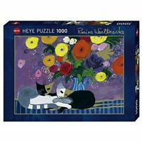 Heye Puzzles - 1000 piece Jigsaw Puzzle  Sleep Well!    	 HY29818