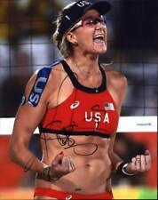 Kerri Walsh authentic signed olympics 8x10 photo W/Cert Autographed 04