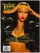 Adriana Lima,Arlenis Sosa,Liberty Ross,Ataui Deng.French Revue de Modes magazine