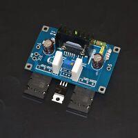 Dual DC 20-80V 24V 48V LME49810 Mono Channel 100W HIFI Audio Amplifier Board Kit