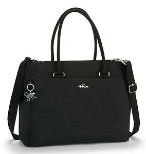 Kipling ARTEGO Working Bag with laptop protection - Dazz Black